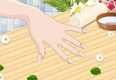 Игры для девочек наращивание ногтей