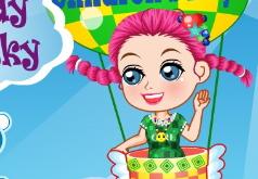 игры для девочек день рождения ребенка