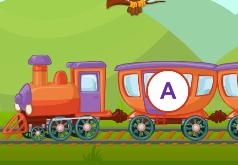 развивающие игры для детей 3 лет паровозик