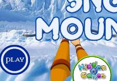 Игра Скрытые цели Снежная гора