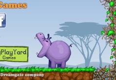 Игры Летающий бегемот