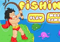Игры Опасная рыбалка