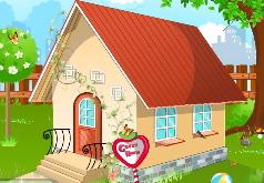 Игра Построй дом для гостей