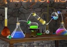 игры лаборатория алхимика