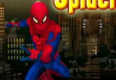 Игры Буквы Человека паука