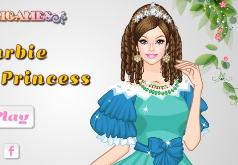 Игры Барби королевская принцесса