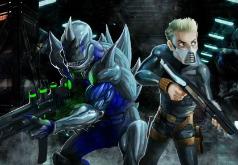 Игры Alien Attack Game