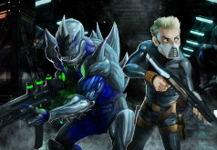 Игры The Alien Attack