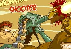 игры стрельба по монстрам