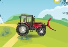 Игры тракторы на двоих