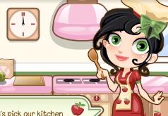 Игры Новый рецепт пирога с яблоками