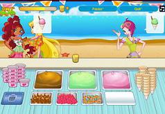 игры для девочек кафе винкс мороженое