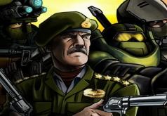 Игры Супер бойцы ударного отряда