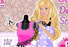 Игры Барби Студия дизайна для мам