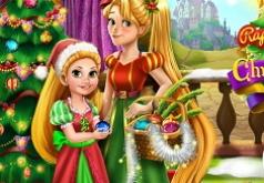 Игры Новый год мамы и дочки