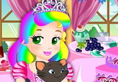 Игры Принцесса Джулия