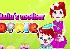 Игры малышка мама