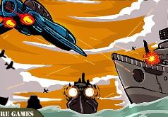 Игры морской флот