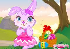 Игры Одевалка кролика