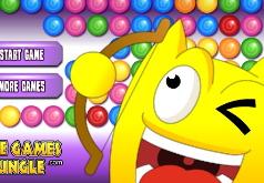 игра шарики конфетные пузыри