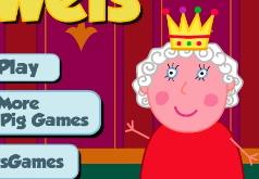 игры для девочек парикмахерская свинка пеппа