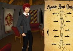 как сделать игру гарри поттер
