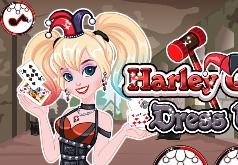 Игры Модница Харли Квинн