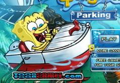 Игры Спанч Боб парковка