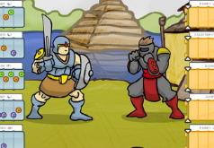 игра про дуэль героев