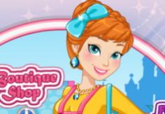 Игры За покупками с принцессой Анной