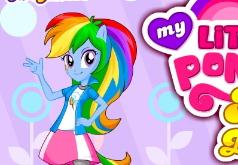 Игры Девочки Эквестрии Пони