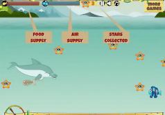 игры дельфины на 2 игрока
