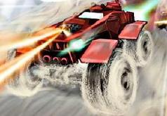 игры гонки 3д с оружием