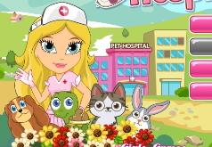 Игры для девочек ветеринарная клиника
