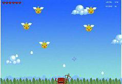 Игры Летающие монстры