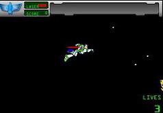 История игрушек Базз в космосе