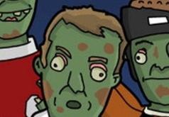 Игры Футболисты против зомби