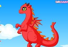 игра создай своего дракона 3д