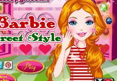 Игры Барби Уличный Стиль