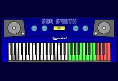 игры пианино синтезатор