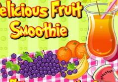Игры Восхитительный фруктовый коктейль