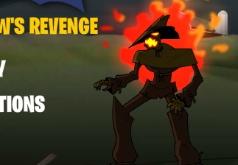 Игры The Scarecrows Revenge
