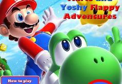 Игра Марио Летающие приключения С Йоши