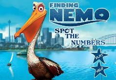 Найди цифры с Немо играть бесплатно