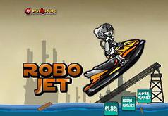 Игры Робот Джет