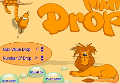 Игры Math Drop