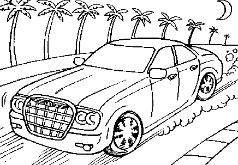 игры автомобиль спешит в страну пальм