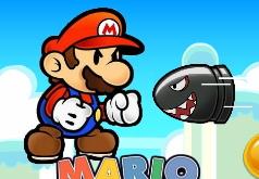 Игра Марио Ракетный вызов