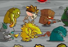 Игра Монстр Гоночная лихорадка 3