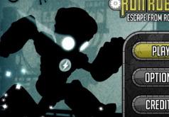 Игры Рун робо рун Run Robo Run